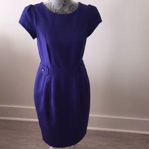 ASOS Dress in Blue Size 8
